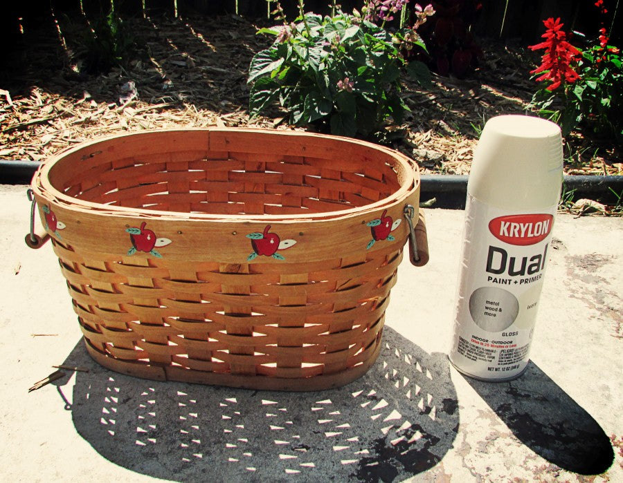 diy bike basket supplies