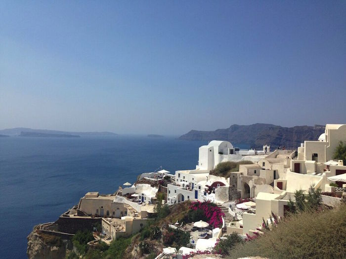 travel, explore, santorini