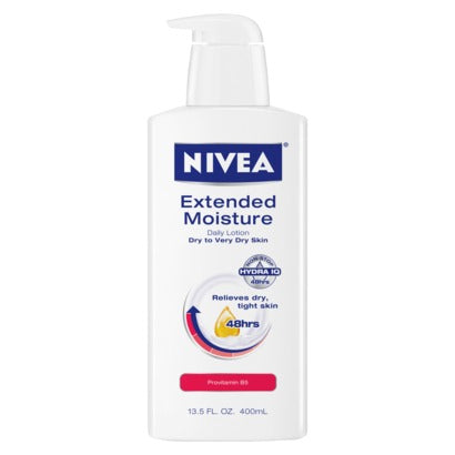 When it comes to body lotion, it's hard to beat Nivea's products. This moisturizer really does last all day, but without any heavy scents or greasy palms. Get it here.