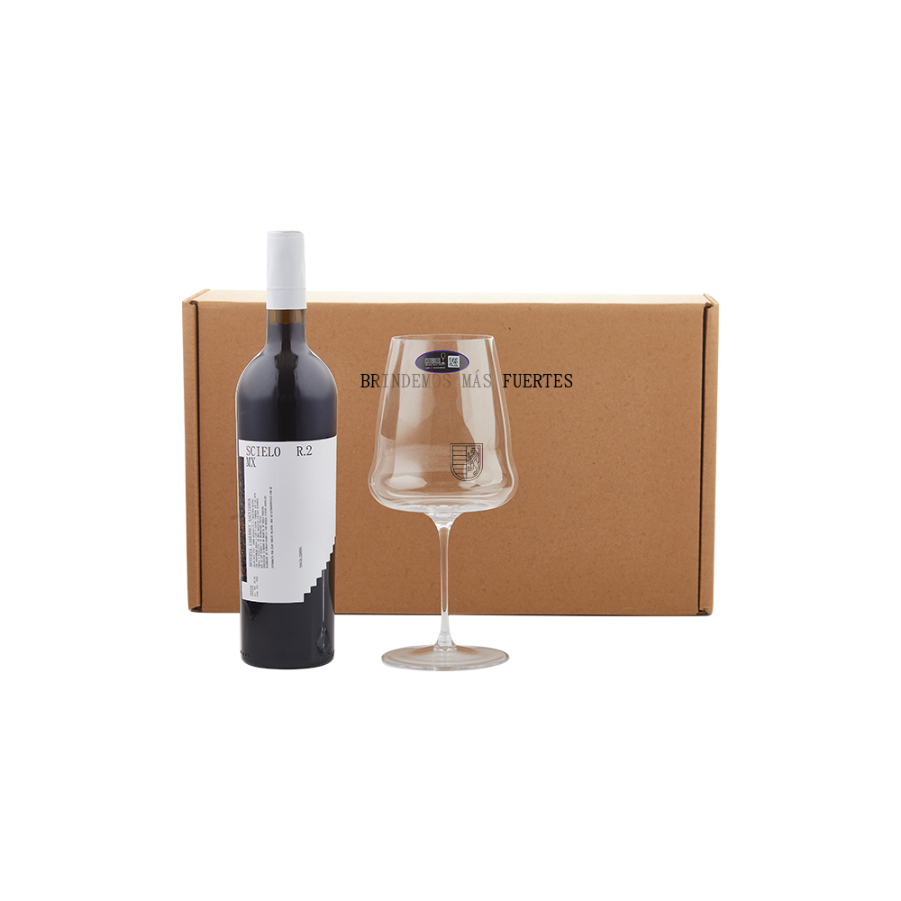 Regalo 13 - Copa Riedel Winewings y Scielo Reserva