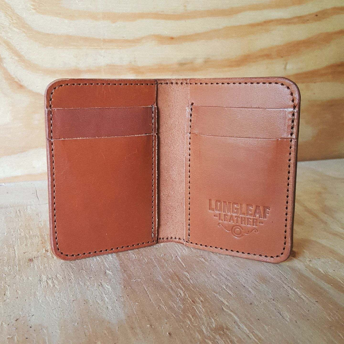 Depot Vertical Wallet