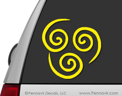 Air Nomads Symbol Decal