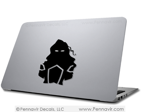 Asami Decal - Available in Macbook Size!