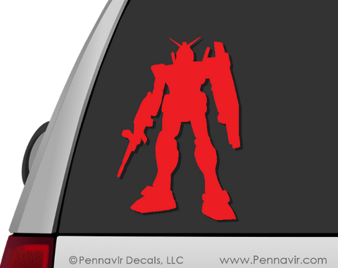 Gundam Decal