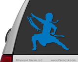 Katara Figure Decal