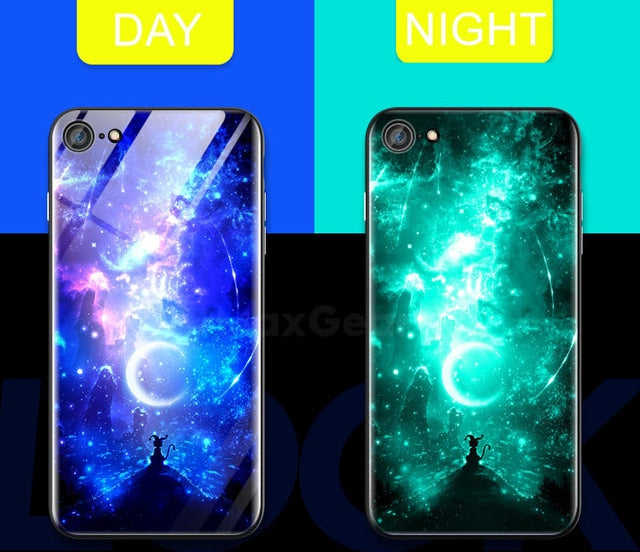 Gloss iPhone Case - Starry Night - Shire Fire