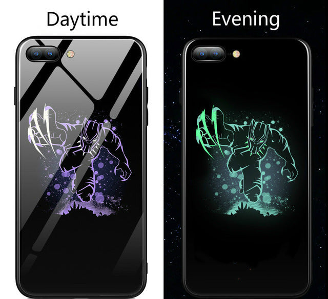 Gloss iPhone Case - Battle Luminous - Shire Fire