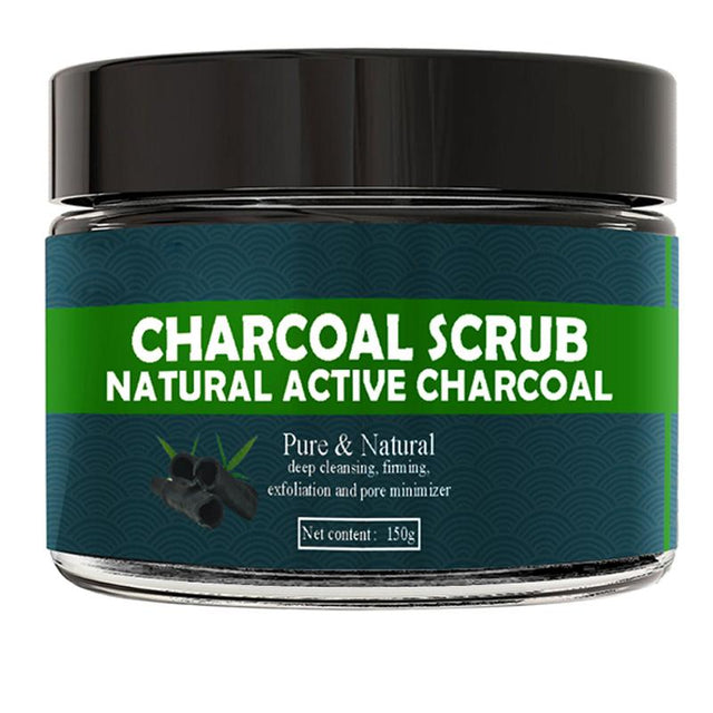 Activated Charcoal Scrub - Shire Fire