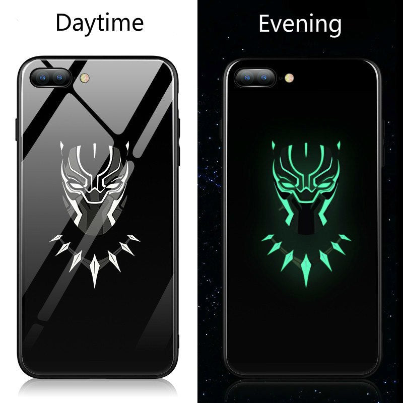 Gloss iPhone Case - Luminous Fighter