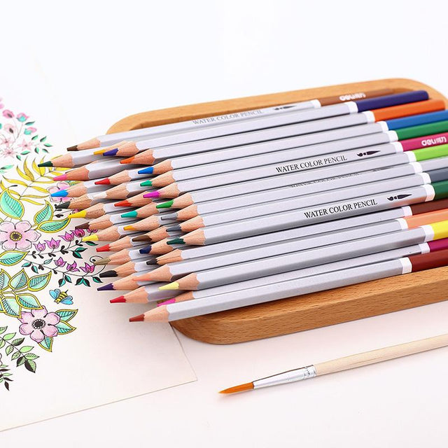 Premium Water Color Pencils - Shire Fire