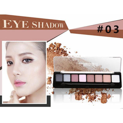 8 Color Eye Shadow