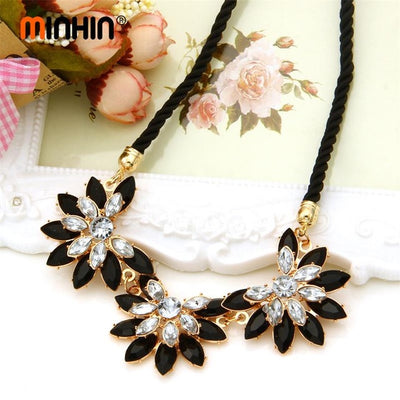 Multicolor Banquet Jewelry Necklace