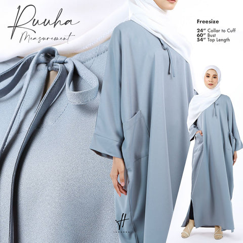 Ruuha Lounge Dress | Off White (PREORDER)