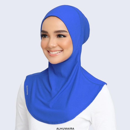 Active Hijab | Electric Blue - HAYA