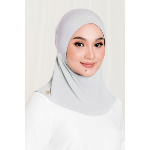 Aveen Inner | Silver Grey - Neck Covered Inner