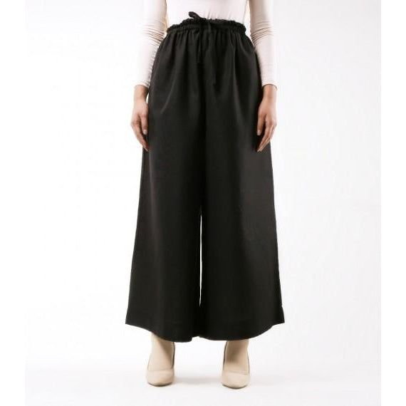 Jenna Crepe Pants | Black (PREORDER) - Pants