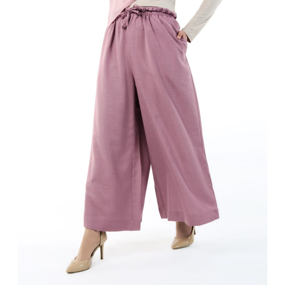 Jenna Pants | Dusty Purple (PREORDER) - Pants