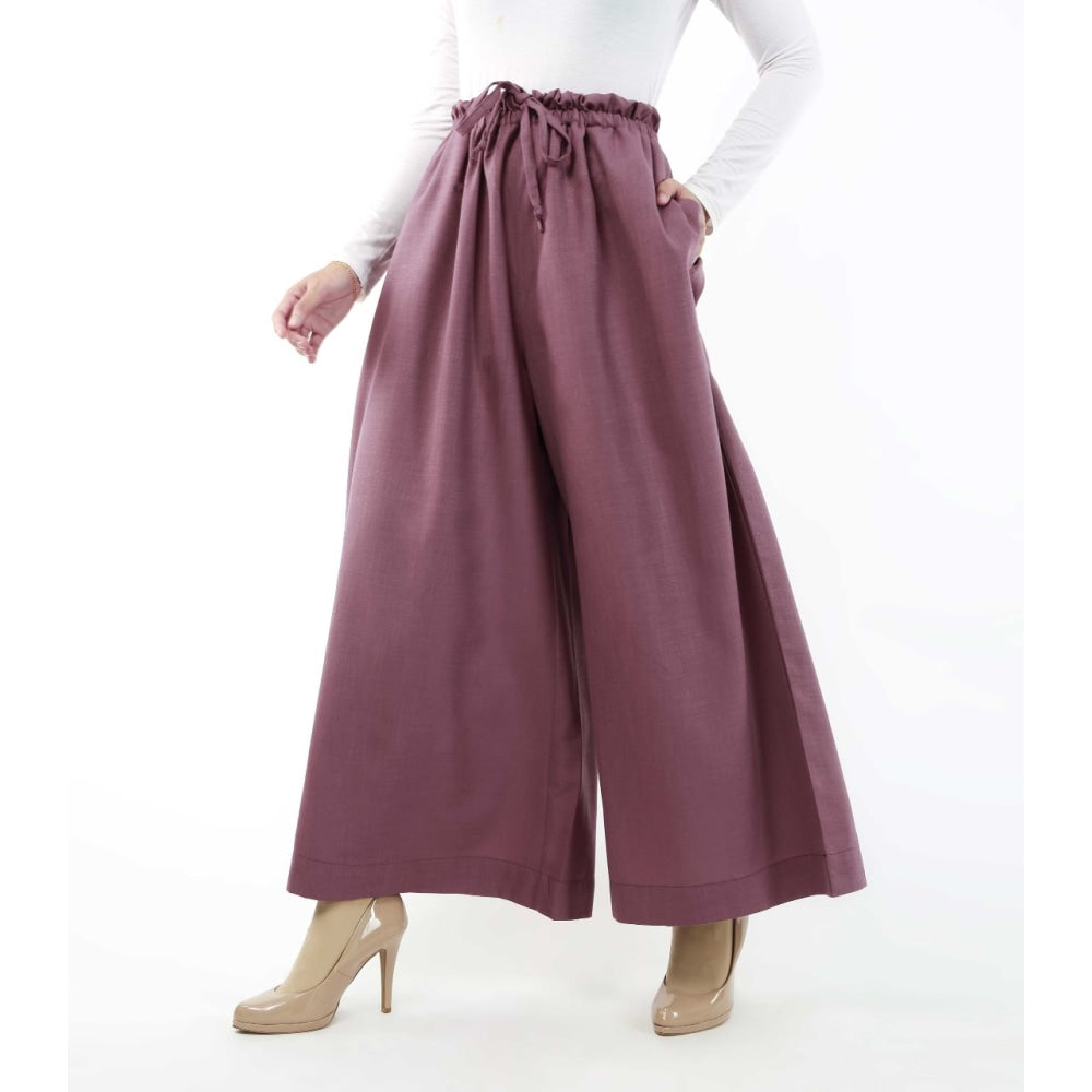 Jenna Pants | Mauve Purple (PREORDER) - Pants