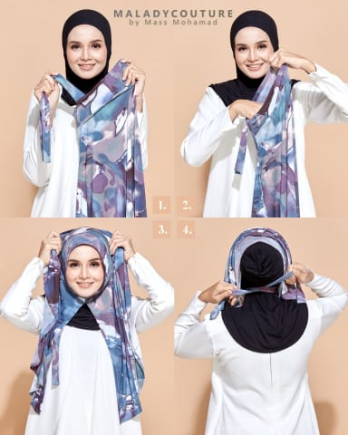 FIT ME Instant Syria Printed Shawl | Canyon