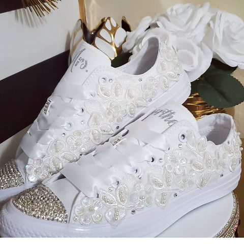 Bouquet Converse Low