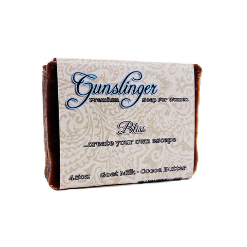 Bliss - Cocoa Butter and Goat Milk Soap For Women