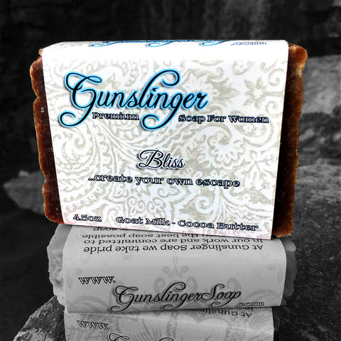 Bliss Charcoal Soap