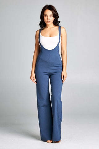 Jazzy Denim Jumpsuit