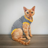 Blake Tank - Olympic Gold - Cat-toure Cat Clothes