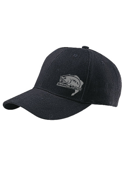 BassBlaster Solid Cotton Twill Cap