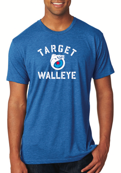 TargetWalleye Block Letter T-Shirt