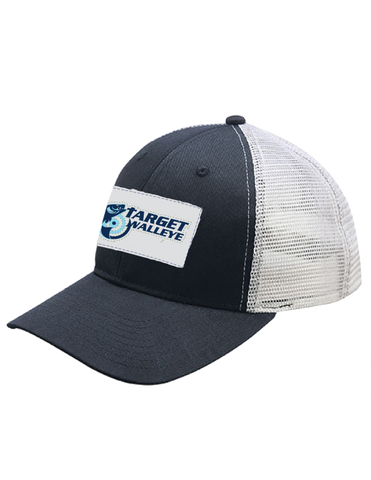 Target Walleye Patch Trucker Cap