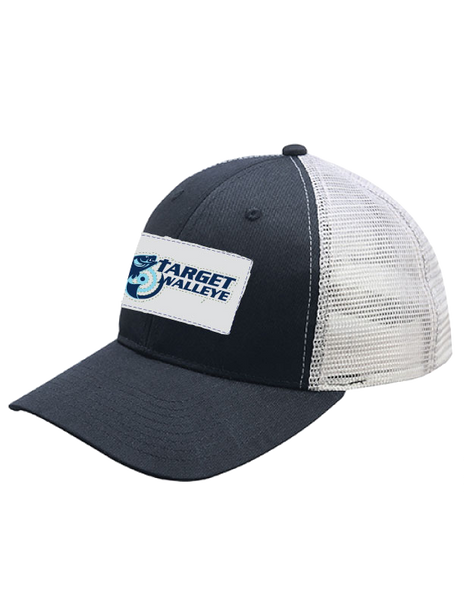 TargetWalleye Patch Trucker Cap