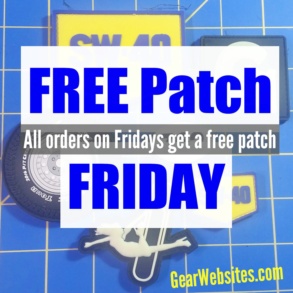 Free Patch Friday