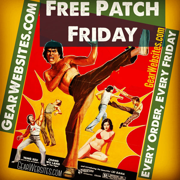 Kick Into FREE Patch Friday