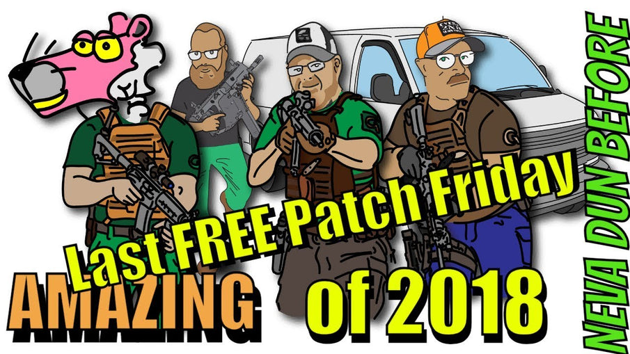 Last FREE Patch Friday before Xmas