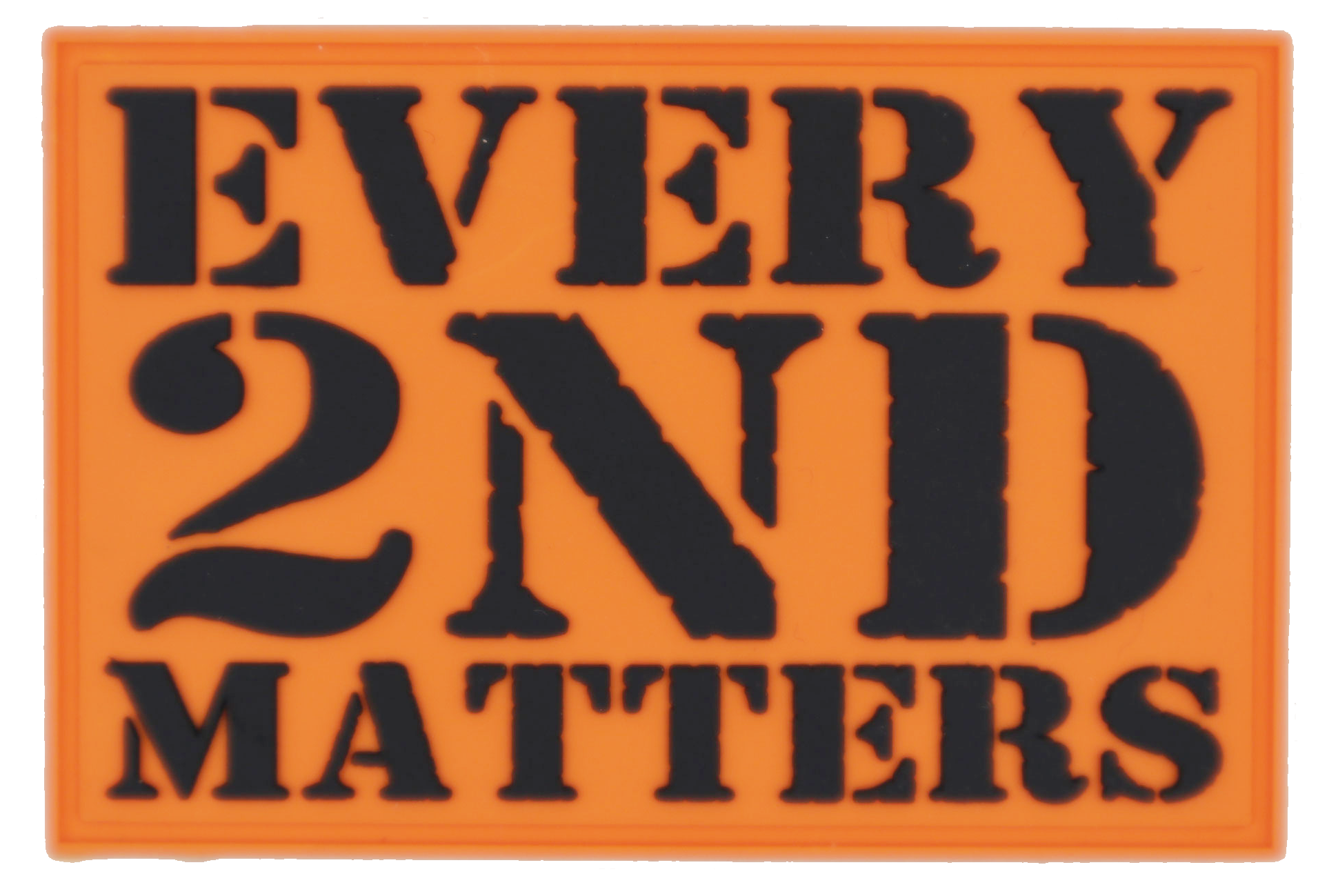 Every 2nd Matters orange