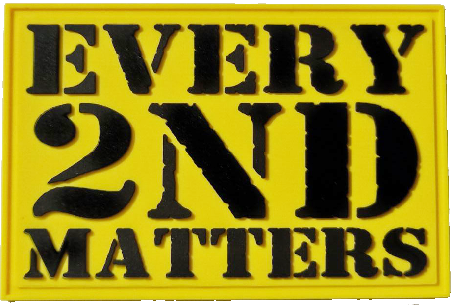Every 2nd Matters yellow
