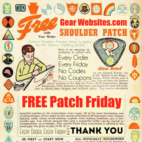 Collect Them ALL - FREE Patch Friday