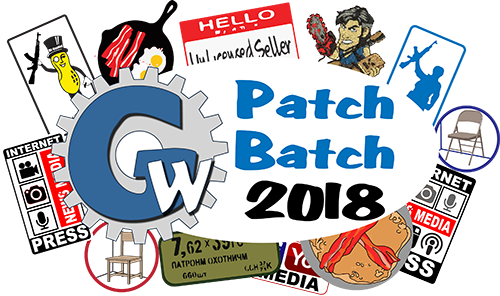 patch batch 2018