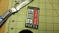 Sold Out - New Media (2nd Run) Multi-Color Patch