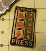 New Media (2nd Run) Multi-Color Patch