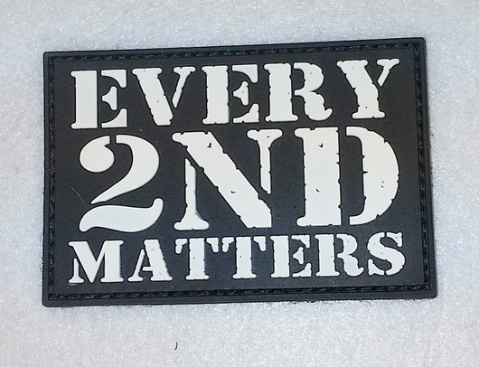 Every 2nd Matters (6th Gen) - PVC