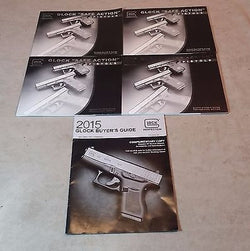 Glock Buyers Guides 2009-2015