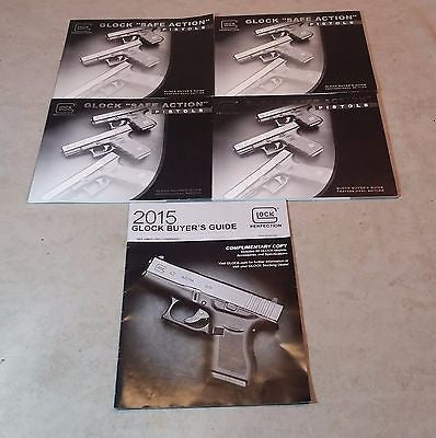 Sold Out - Glock Buyers Guides 2009-2015