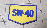 Sold Out - 40 Guy PVC Patch