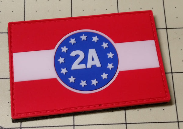 2A Rally Flag - PVC Patch