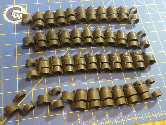 50 cal BMG Belt Links M9