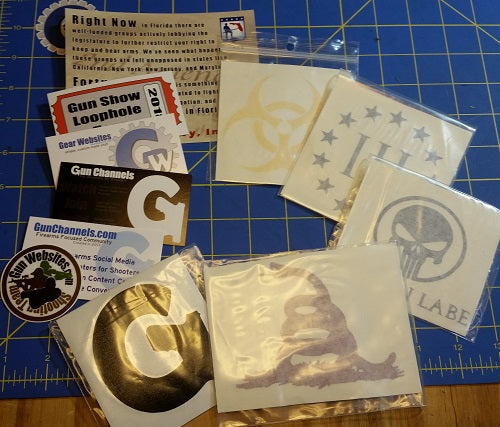 Sold Out - 2A Decal Set - NEW Old Stock