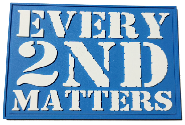Every 2nd Matters (8th Gen) - PVC Patch