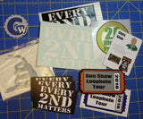 Sold Out - E2M Decal Packs
